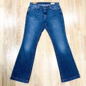 Gap Long & Lean Jeans in 12L